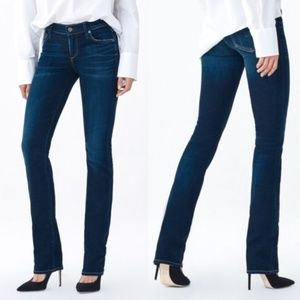 """New Citizens of Humanity """"Ava"""" straight leg jeans"""